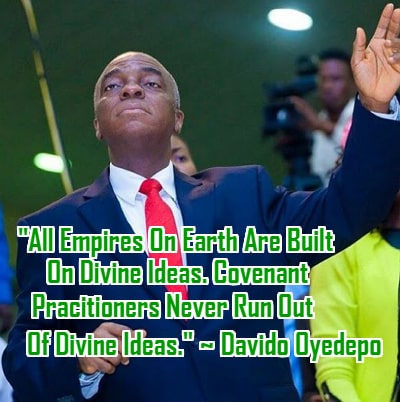 bishop oyedepo wisdom quotes