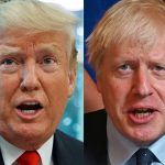 British PM Boris Johnson Admitted To Hospital Due To Persistent Coronavirus Symptoms