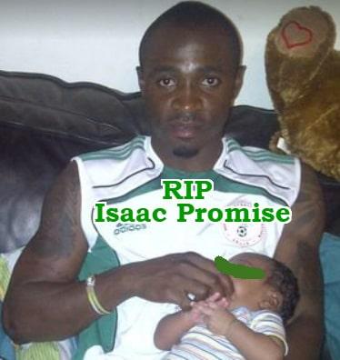isaac promise dead