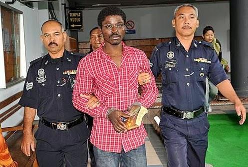 nigerians sentenced death malaysia 2019