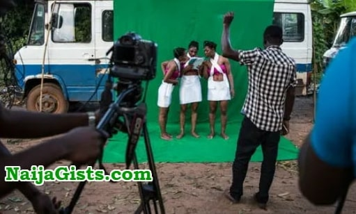 nollywood producers banned making movies
