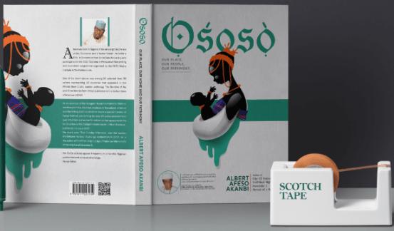 ososo book albert afeso akanbi