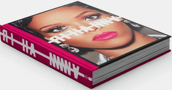rihanna biography book
