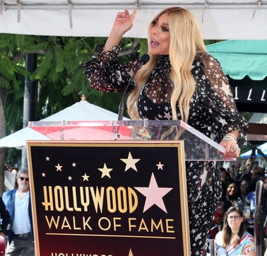 wendy williams hollywood walk of fame
