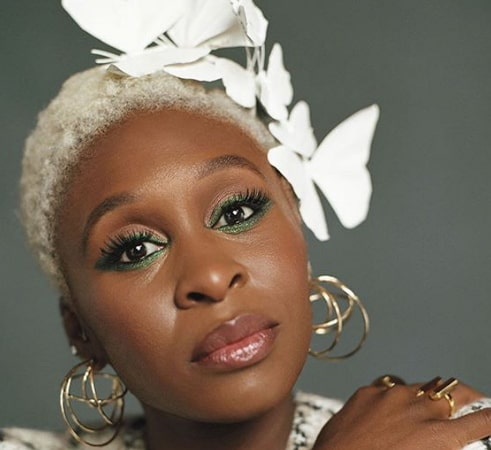 Cynthia Erivo nigerian