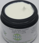 Babassu Luxury Body Butter - Non Greasy All Natural Body Moisturizer