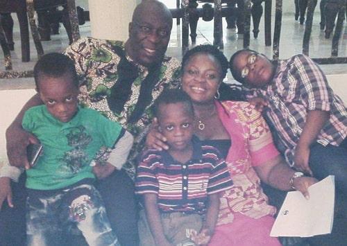 charles awurum wife family