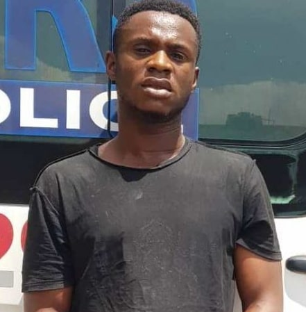 christ embassy protocol officer arrested for blackmailing girls