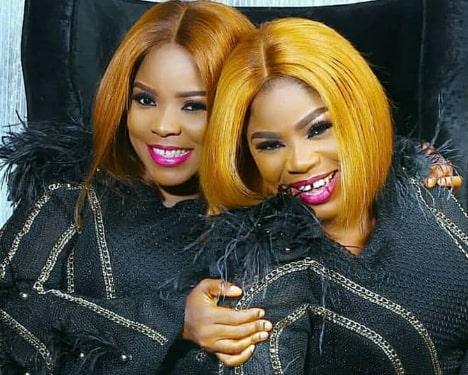 eniola ajao twin sister