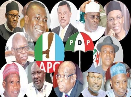 money politics nigeria