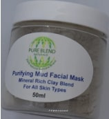 oil control mud mask