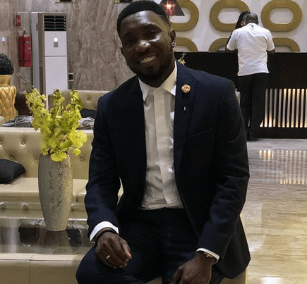 timi dakolo new recording deal virgin EMI