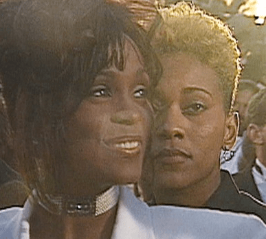 whitney houston robyn crawford