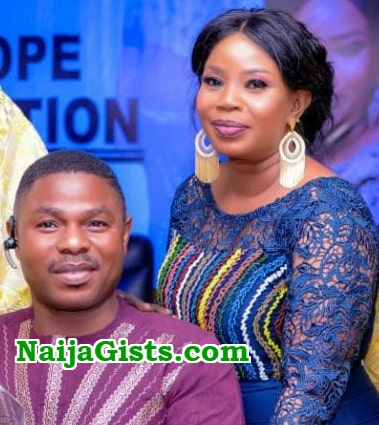 yinka ayefele wife photos