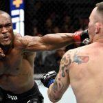 Kamaru Usman Defeats Colby Covington