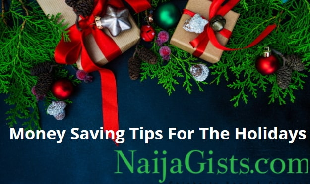 Money Saving Tips For The Holidays