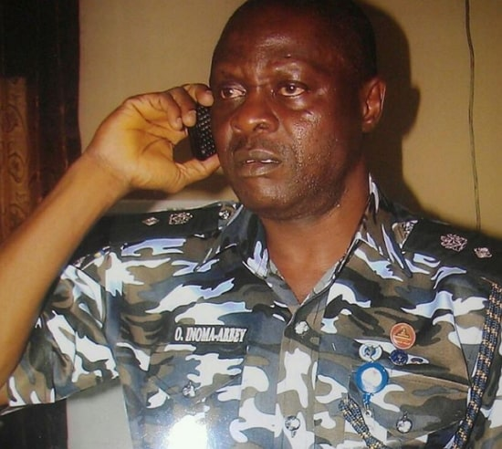 police chief murdered anambra