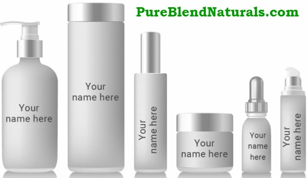 Private Label Skincare No Minimum Canada