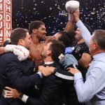 Anthony Joshua Defeats Ruiz In Saudi Arabia