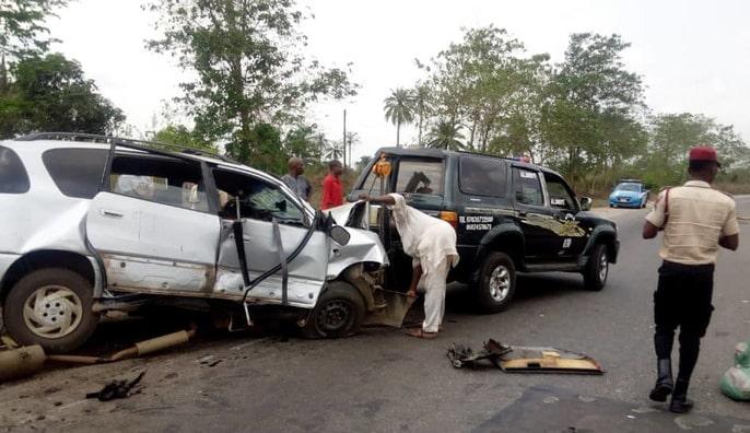 car crash lagos ibadan expressway