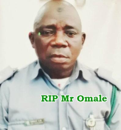 customs officers killed lokoja okene road