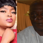 Funke Akindele's Father Dies! Nollywood Actress Mourns As Sick Dad Succumbs To Death