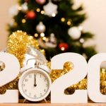 Happy New Year! Welcome 2020