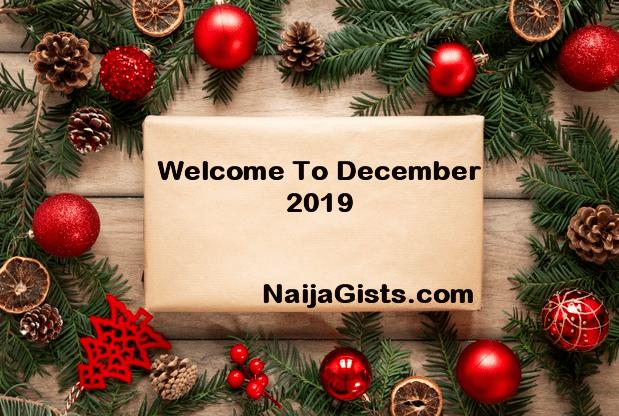 hello december 2019