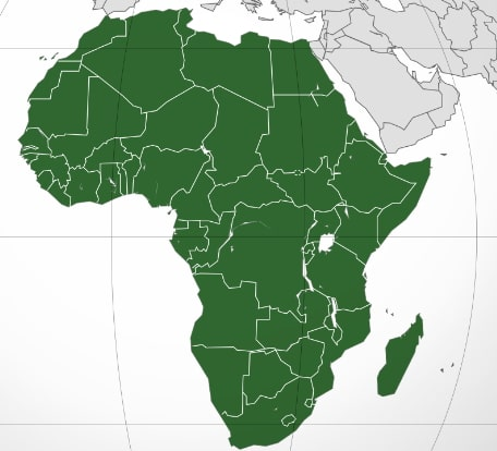 is africa a country