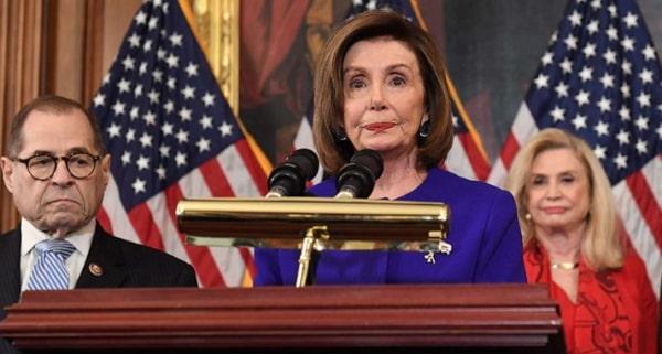 democrats impeach donald trump