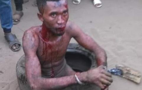 mad man kills 2 imo state