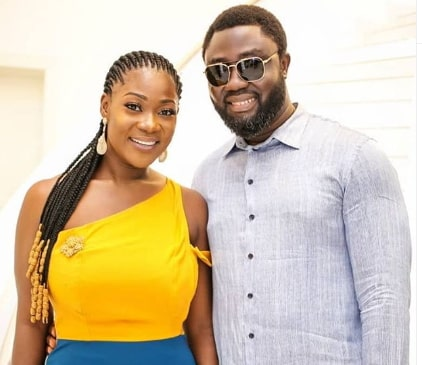 mercy johnson pregnant again