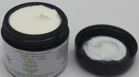 all natural body moisturizer for oily skin