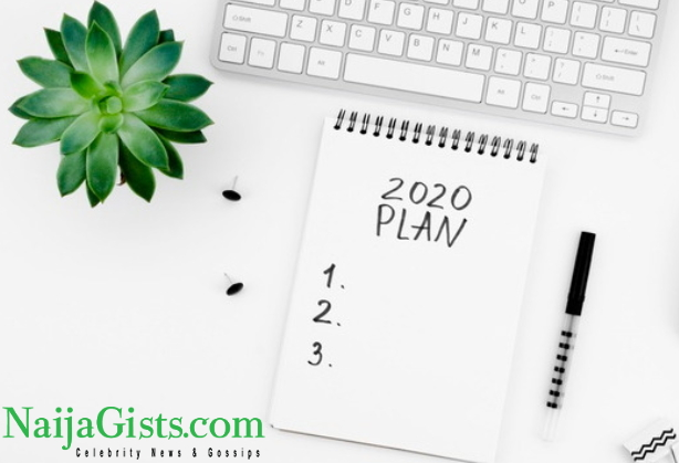 new year resolutions 2020 ideas