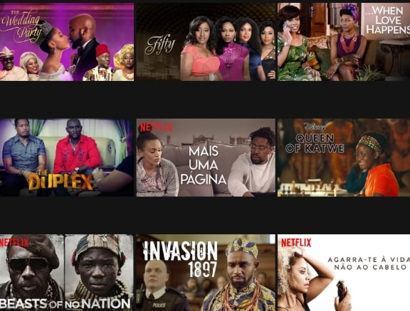 nigerian movies on netflix boring