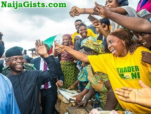 nigerians suffering and smiling