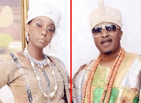 oluwo iwoland chanel chin divorced