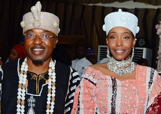 oluwo iwoland marriage crashed