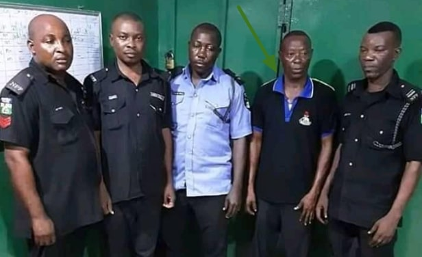 police inspector kills man oshodi club