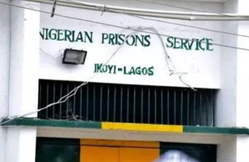 prisoners electrocuted ikoyi prison lagos