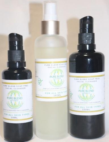 pure blend naturals beauty box