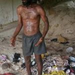ritualist disguising mad man delta state