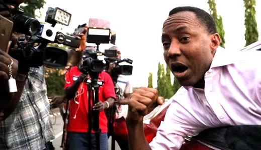 sowore released dss detention