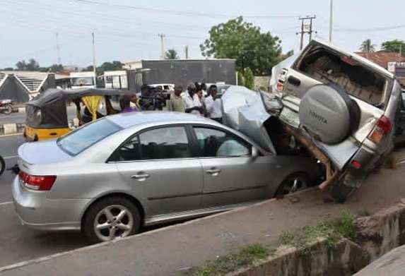 statistics road accidents nigeria 2019