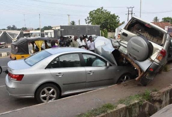 statistics road accidents nigeria 2019