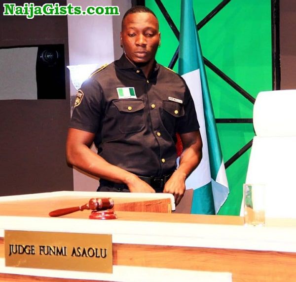 the justice court nigeria tv show