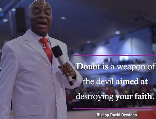 Bishop David Oyedepo Denied US Visa