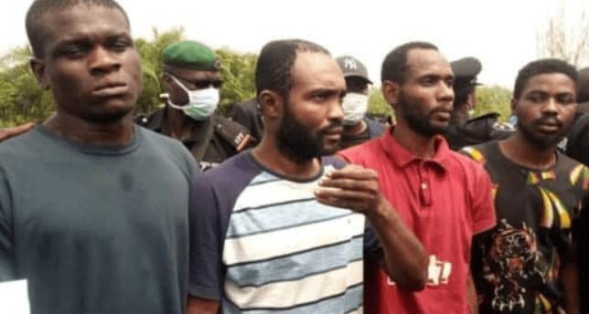 Ignatius Odunukwe killers killed lethal injection