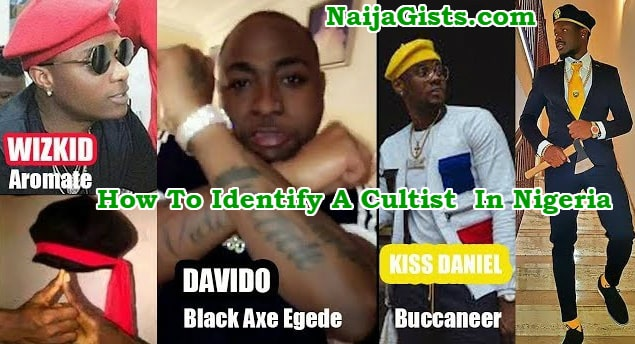 Nigerian Celebrity Cultists
