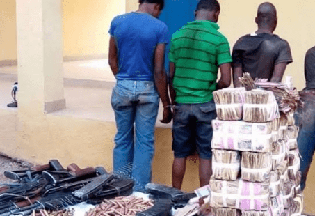 bank robbers sentenced death hanging osun state